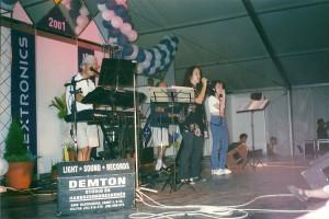 Flextronics 2001