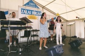 Zalai Hirlap nap 2001.